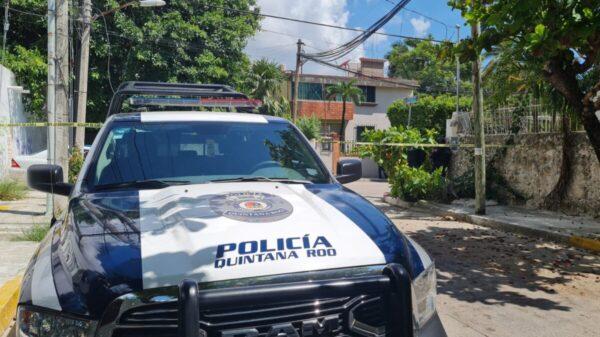 Disparan contra una vivienda en la Supermanzana 3 de Cancún (VIDEO).