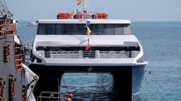 Aborda Grupo Xcaret mercado de transportación marítima