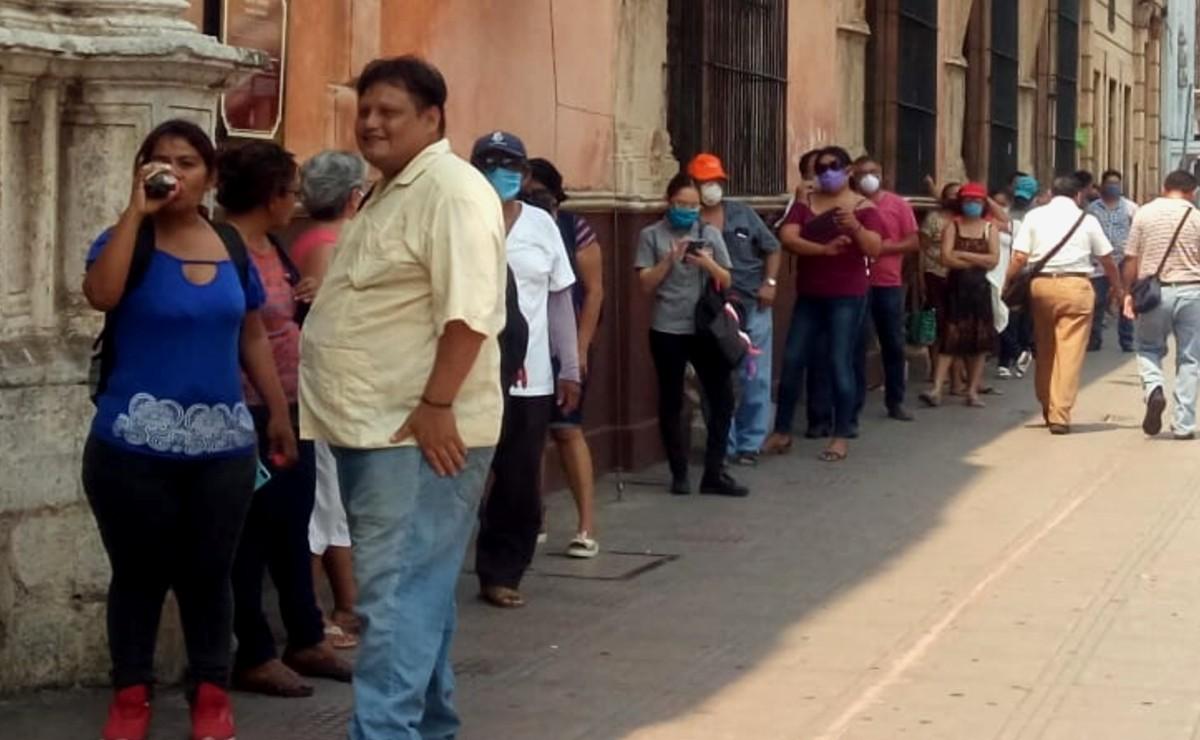 Por no usar cubrebocas se registran 35 personas detenidas en Yucatán