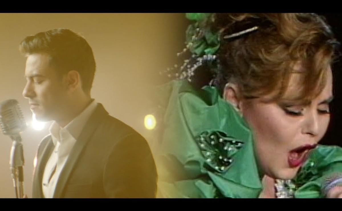 Amor Eterno... Nuevo video de Carlos Rivera y Rocío Dúrcal