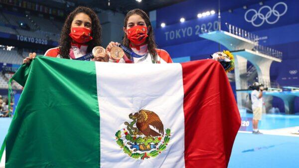 Tokyo 2020: México consigue medalla de bronce en clavados sincronizados.