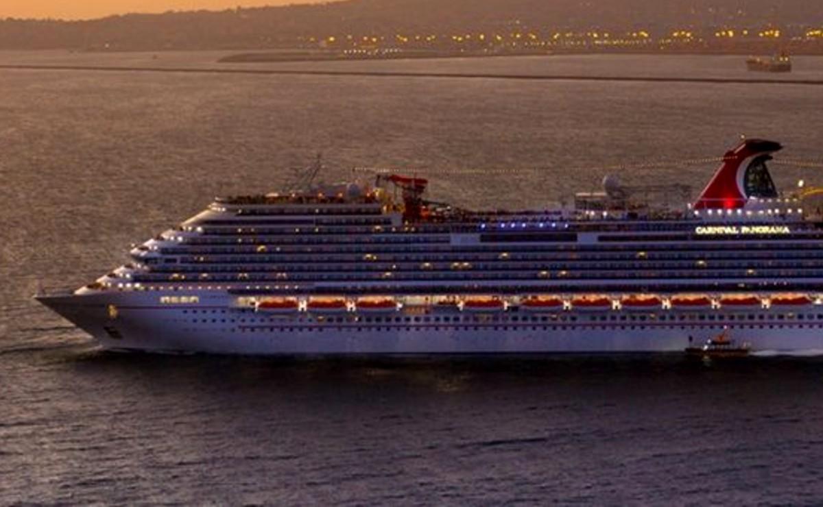 Este lunes llega a Progreso el primer crucero del año con 500 pasajeros vacunados contra el Covid-19