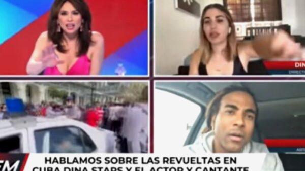 Youtuber cubana es detenida en entrevista en vivo por habar sobre lo que pasa en su país