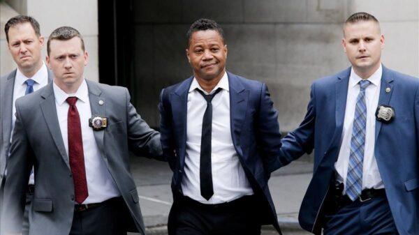 Declaran culpable de violación a Gooding Jr, podría pagar millones de dólares