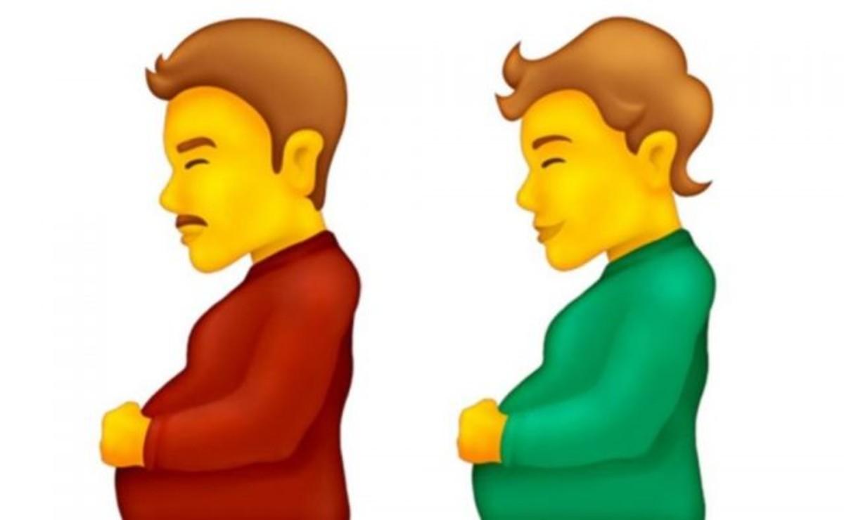 Los nuevos emojis para las diferentes plataformas de chat podrían incluir nuevos diseños inclusivos, un hombre trans embarazado y una persona binaria embarazadx