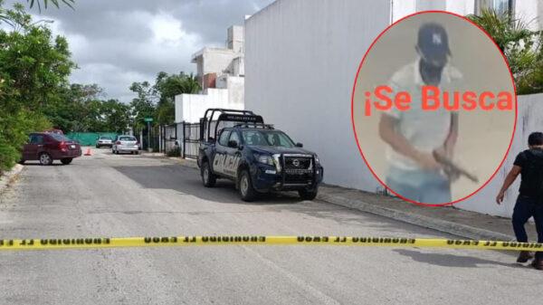 Intentan ejecutar a un empresario en Playa del Carmen.