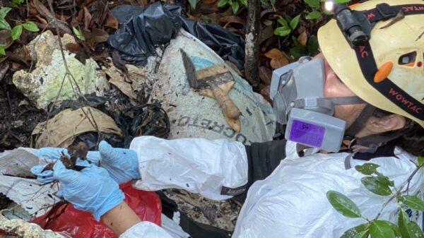 Recuperan siete cuerpos en narcofosa de Alfredo V. Bonfil.
