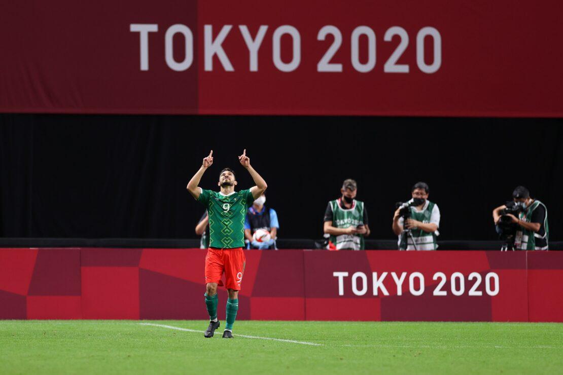 Henry Martín fue el encargo de poner el 3-0 para sellar el pase a cuartos de final contra Corea del Sur.