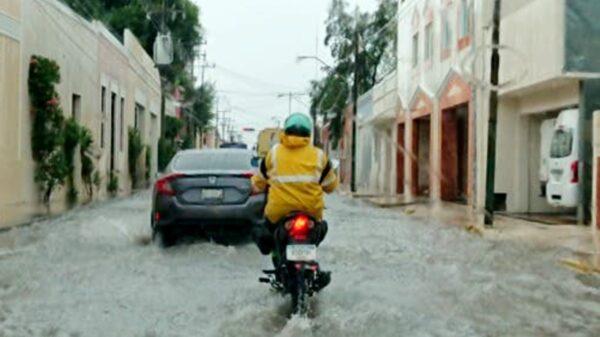 Ondas tropicales afectarían al estado de Yucatán este martes y miércoles