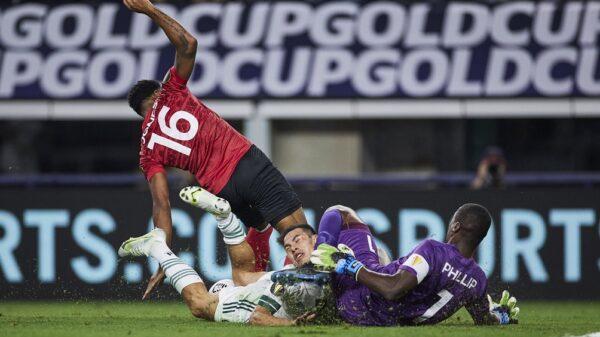 #Copa Oro: 'Chucky' Lozano causa baja en el Tri.
