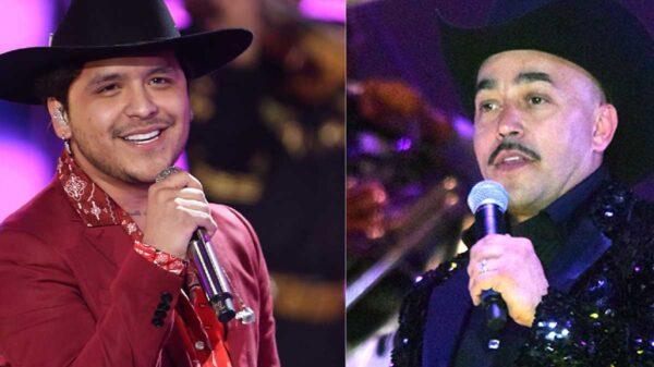 """Lupillo Rivera en crisis por baja venta de boletos para concierto… ¡Christian Nodal puro """"sold out""""!"""