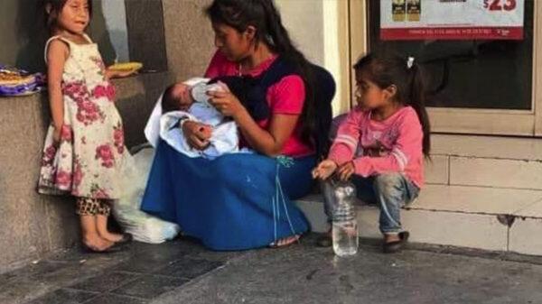 Madre le deja 'encargado' a su bebé a una extraña; nunca regresa