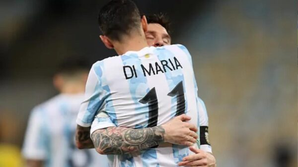 Argentina se corona en la Copa América 2020