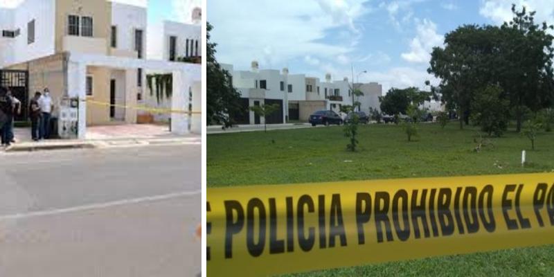 Yucatán: Homicidas de policía habrían matado antes a una mujer.