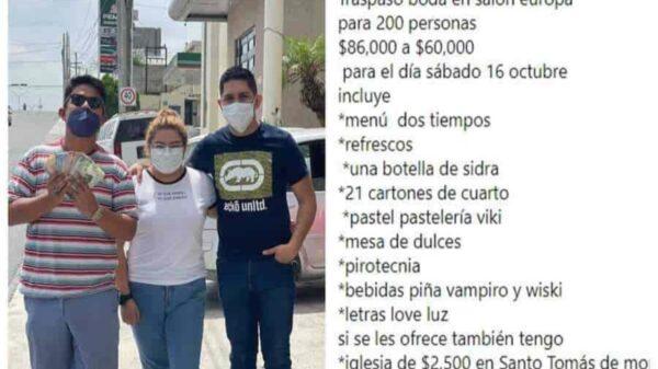 La historia de un joven originario de Nuevo León, canceló su boda, luego de que la novia se negó a cuidar a sus tres hijos