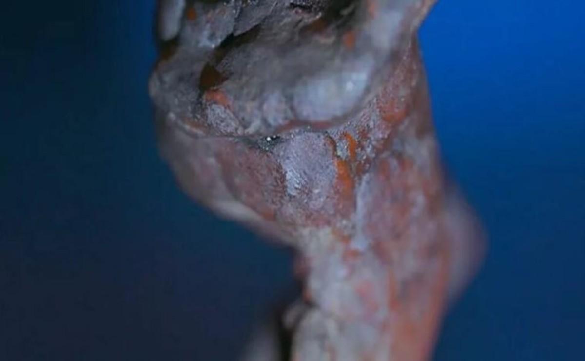 Descubren una huella dactilar en una de las escultura de Miguel Ángel