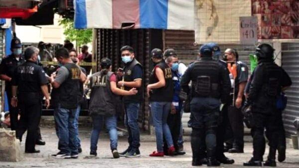 Tras ser rechazado por su ex novia, sujeto se prende fuego en el Centro de Mérida