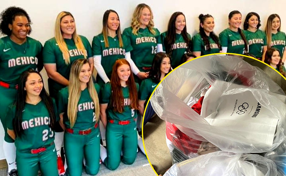 Analizan expulsión de Jugadoras de softbol México por tirar uniformes olímpicos a la basura