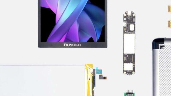 Royole vuelve a sorprender al negocio móvil con una singularísima propuesta
