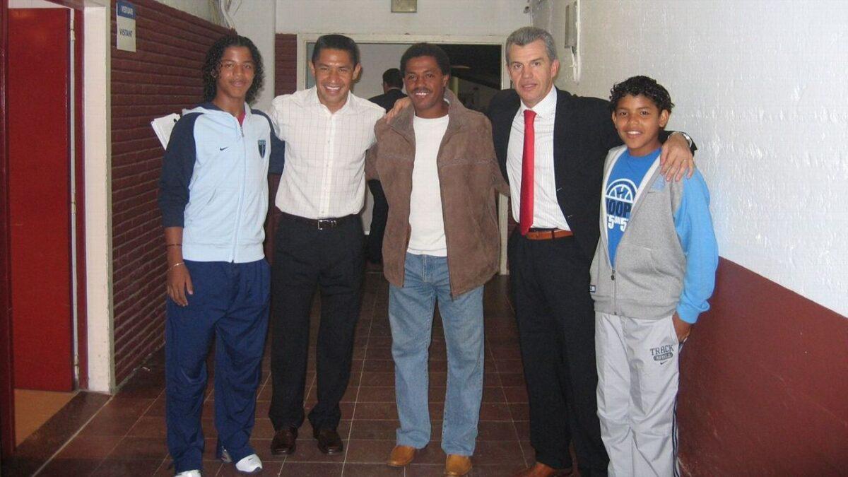 "Fallece ""Zizinho"", padre de Giovani y Jonathan dos Santos"