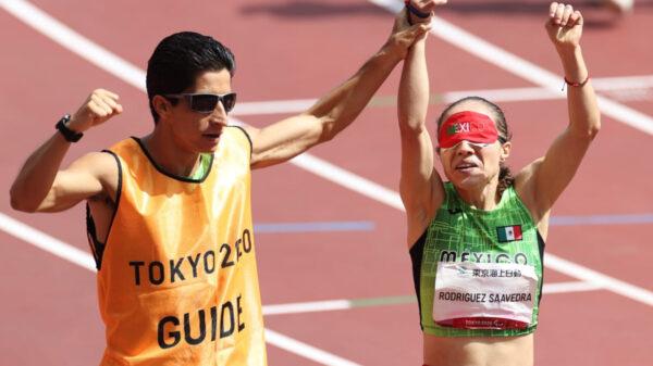 Paralímpicos Tokio 2020: Mónica Rodríguez gana oro en prueba de 1,500 metros