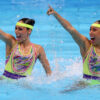 Tokio 2020: Nuria Diosdado y Joana Jiménez terminan 12 en final de natación artística