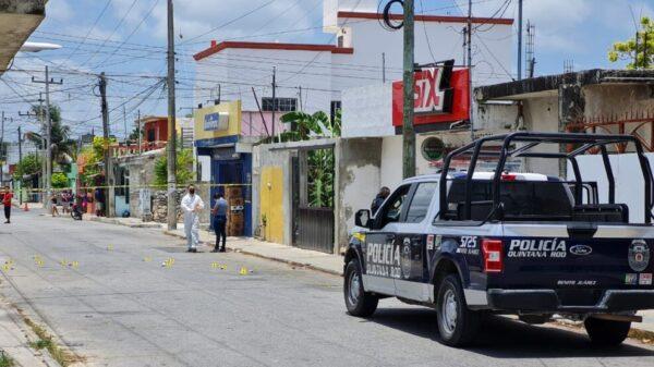 Ejecutan a hombre en la supermanzana 91 de Cancún