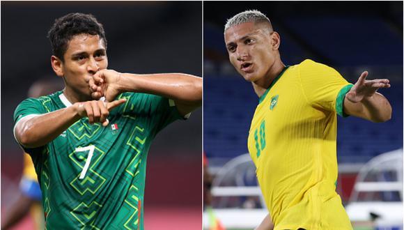 Tokio 2020: México vs Brasil semifinales (horario y transmisión)