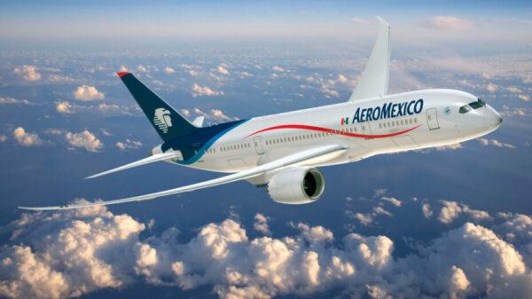 Operará Aeroméxico ruta de temporada Cancún-Sao Paulo.