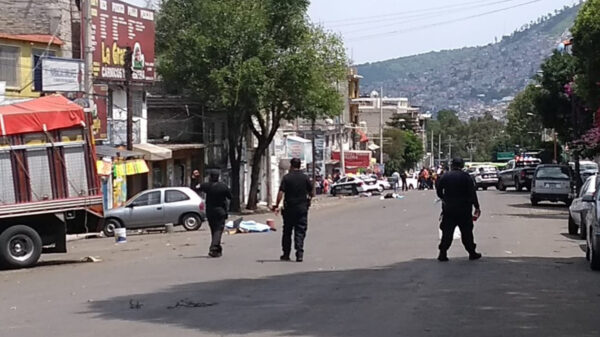 Tres vendedores de dulces fueron asesinados con el tiro de gracia