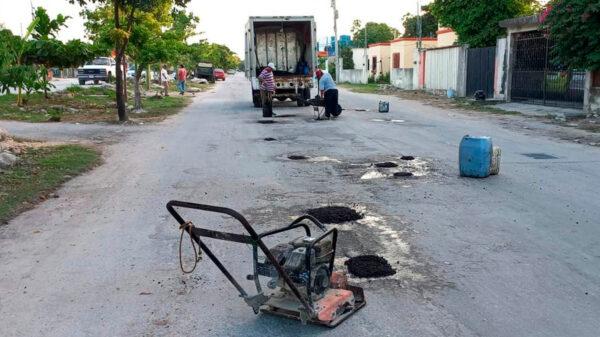 Mejora movilidad urbana gobierno de Puerto Morelos