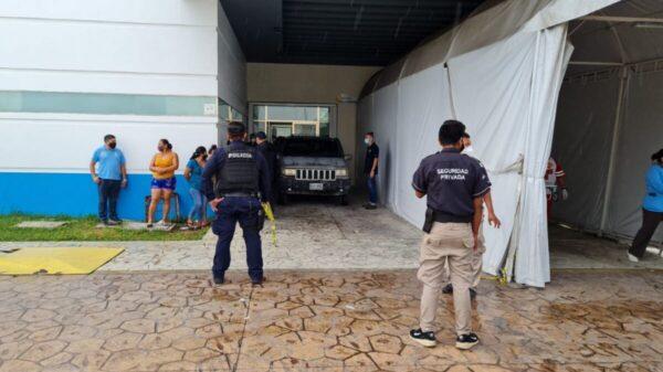 Balean a tres personas en la Supermanzana 237 de Cancún; Hay dos muertos y un herido