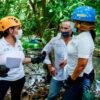 Promueve gobierno de Cancún cuidado de cuerpos de agua urbanos