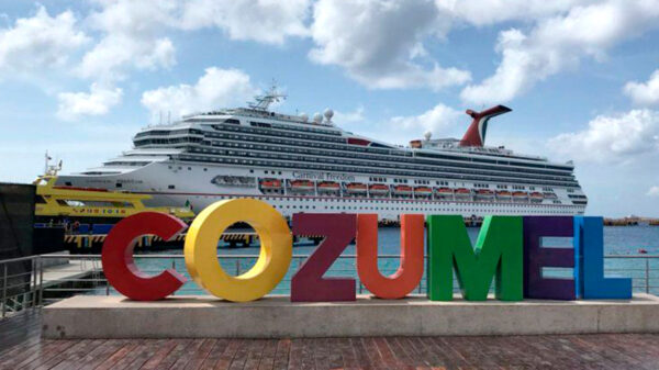 400 cruceros arribarán a Cozumel en el segundo semestre de 2021