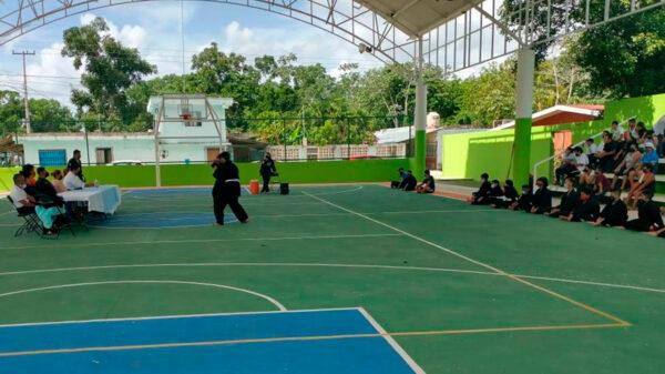 Impulsa gobierno de Puerto Morelos al deporte de Leona Vicario