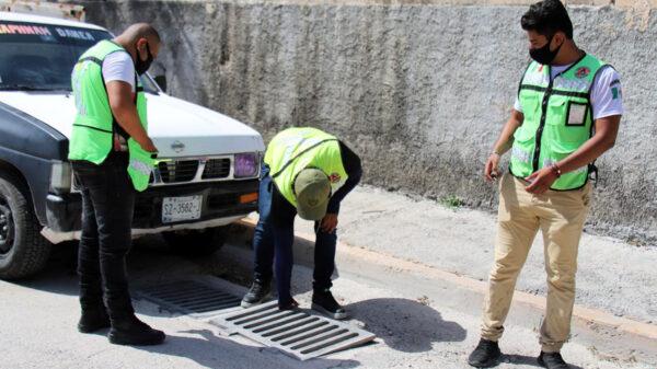 "Monitorea Protección Civil de Puerto Morelos evolución de depresión tropical ""Grace"""