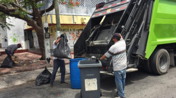 Que no se te pase; checa calendario de recoja de basura en Cancún