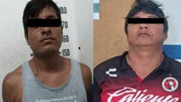 Por ebrios, caen dos empistolados en Playa Del Carmen
