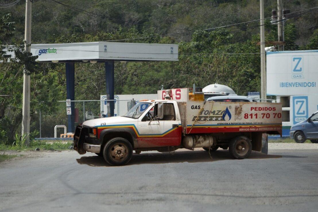 Busca gobierno garantizar suministro de gas LP: AMLO