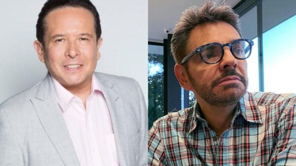 Gustavo Adolfo Infante se disculpa con Eugenio Derbez por el caso Sammy