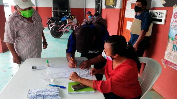 El INPI recaba firmas pro iniciativa de derechos indígenas