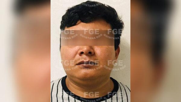 Vinculan a proceso al 'Bóxer' por triple homicidio en Tulum.