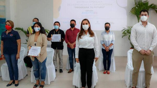 Gobierno de Cancún impulsa prosperidad para jóvenes