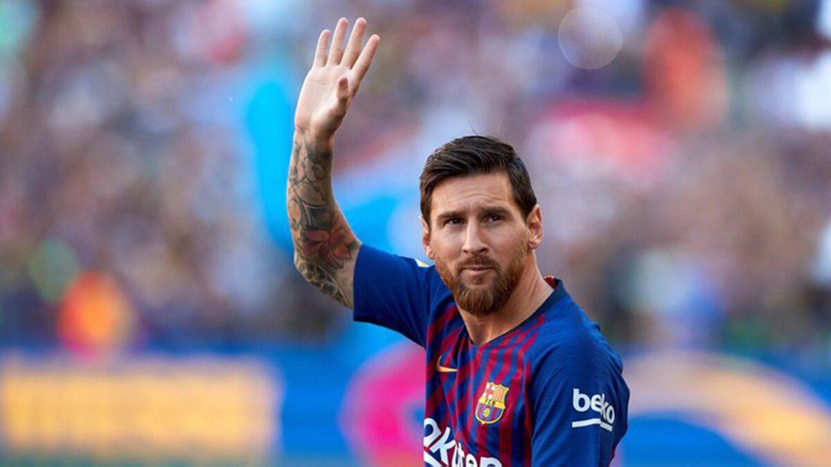 ¡OFICIAL! Messi se va del Barcelona