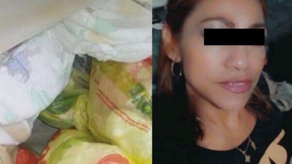 Mujer es engañada en redes sociales y le roban a su bebé, en Tamaulipas