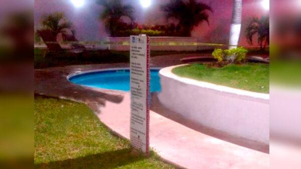 Cancún: Muere niño por ahogamiento en una piscina en la SM 321