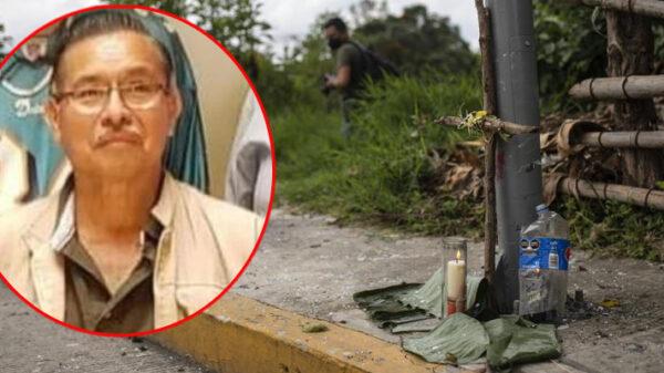 Asesinan a otro periodista en México.