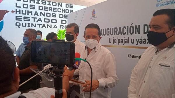 Salvo casos excepcionales, maestros deberán regresar a escuelas: Carlos Joaquín