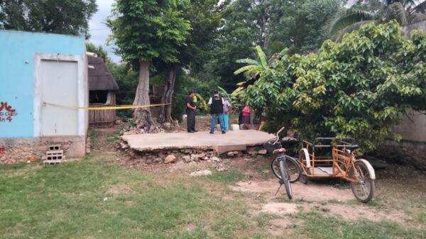 ¡Otro suicidio! Sujeto termina con su vida, en Kaua, Yucatán