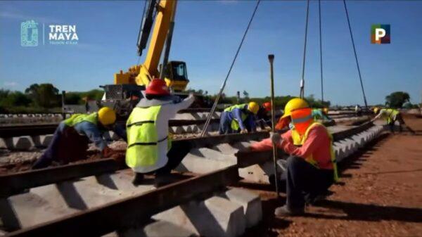 Abre bolsa de trabajo para el Tren Maya en Quintana Roo
